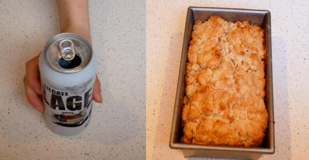 tailgate beer bread